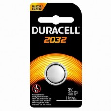 Duracell CR2032 Lithium Coin Cell Battery