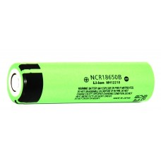 Panasonic NCR 18650 Rechargeable Battery