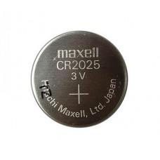 Maxell CR2025 Lithium Coin Cell Battery