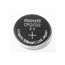 Maxell CR2032 Lithium Coin Cell Battery