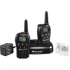 Midland LXT500VP3 22-Channel 2-Way Radios (Pair)
